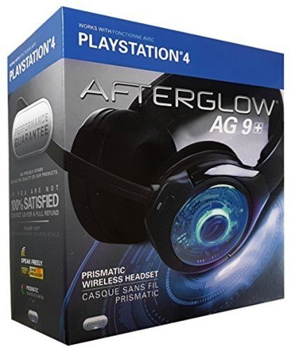 PDP Afterglow AG 9 Wireless Headset for PlayStation 4 by PDP
