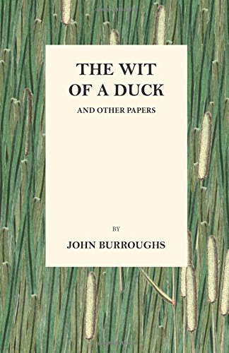 Download The Wit of a Duck and Other Papers ebook