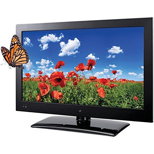 "GPX 19"" LED HDTV Home Audio Crossover, Black (TE1982B)"