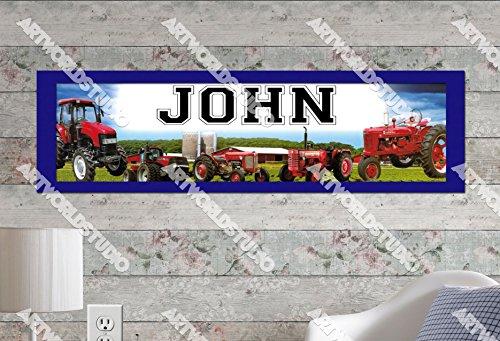 Red Tractors - 10