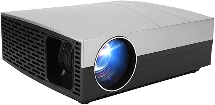 Hakeeta Proyector Full HD, HD 1280x800P 4000 lúmenes, Proyección ...