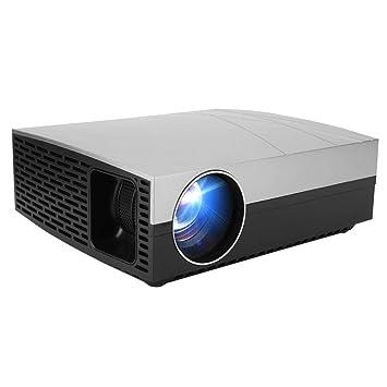 Vbestlife Mini proyector, 5.8 HD LED Proyector Inteligente ...