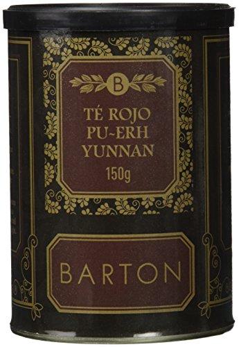 Barton Te Rojo PU-ERH Yunnan - 150 gr