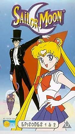 Sailor Moon [Reino Unido] [VHS]: Amazon.es: Tracey Moore ...