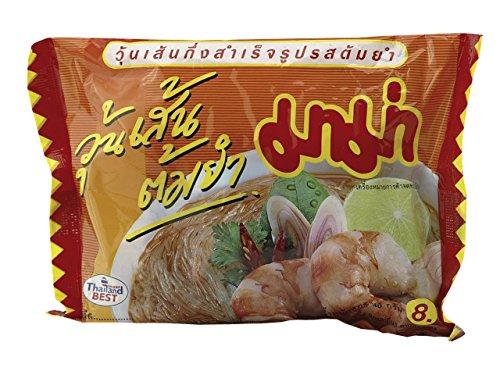Mama Instant Glasnudeln Tom Yum Kung 40g, 45er Pack (45 x 40 g)