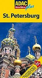 ADAC Reiseführer plus St. Petersburg: Mit extra Karte zum Herausnehmen