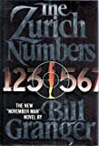 The Zurich Numbers, Bill Granger, 0517554461