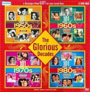 Amazon in: Buy The Glorious Decades (Hits Of 1950S-1980S