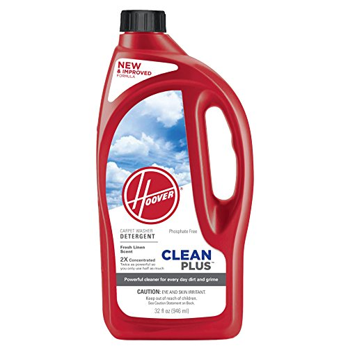 Hoover CleanPlus Carpet Cleaner & Deodorizer