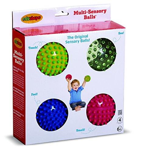 Edushape Count Multi Sensory Balls Gift