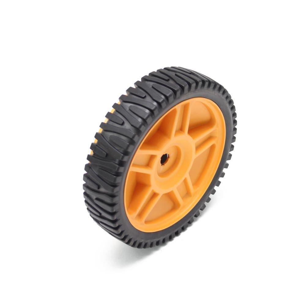 Poulan 581009205 Lawn Mower Wheel, Front Genuine Original Equipment Manufacturer (OEM) part for Poulan & Craftsman