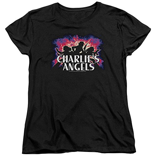 Sons of Gotham Charlies Angels Explosive Women's T-Shirt