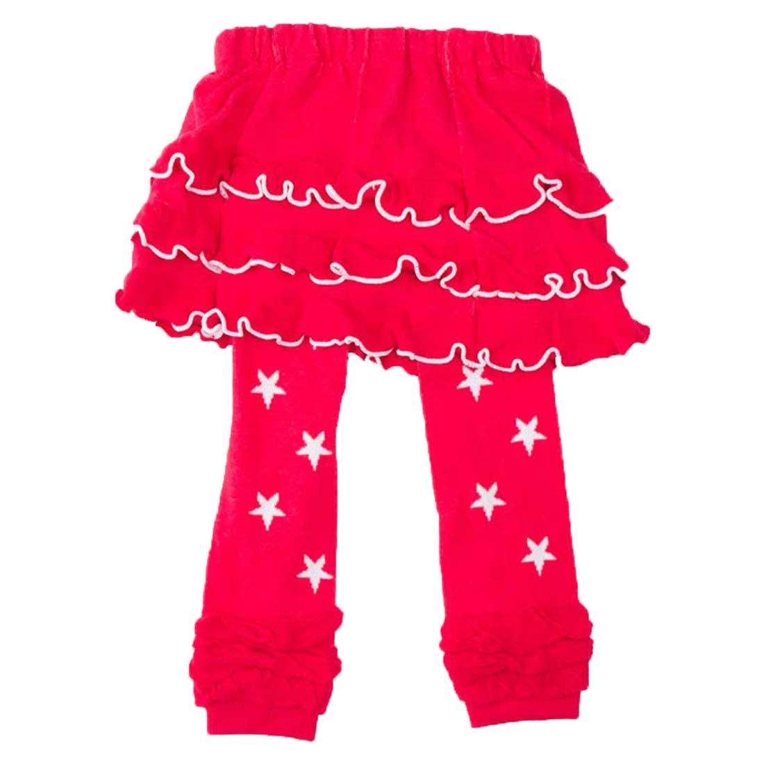 SKEANIE Skirtle Red Stars 2 to 3 Years