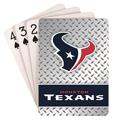 NFL Houston Texans Playing Cards