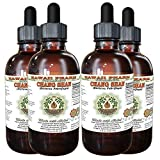 Chang Shan, Chang Shan (Dichroa Febrifuga) Tincture, Dried Root Liquid Extract, Chang Shan, Glycerite Herbal Supplement 4x4 oz