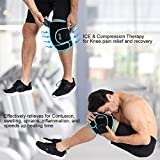 REVIX Ice Pack for Knee Pain Relief Reusable Ice