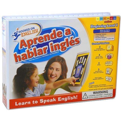 UPC 713974092710, Hooked on English Beginning Level 1