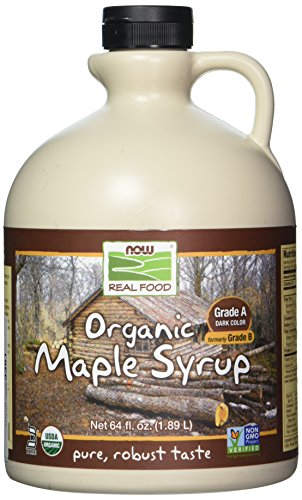 NOW Foods Maple Syrup 64 Ounce