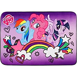 """My Little Pony Heat Transfer Accent Rug, 3'4"""" x 4'8"""""""