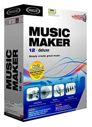 Magix music maker 12 deluxe review | musicradar.