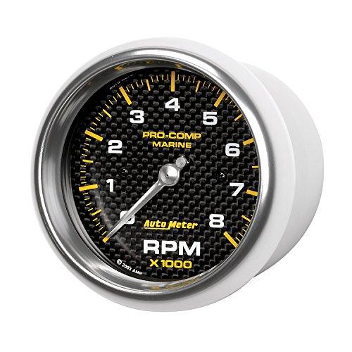 Auto Meter AutoMeter 200779-40 Gauge, Tachometer, 3 3/8