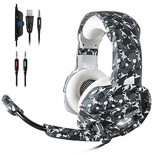 ECOOPRO Newest Gaming Headset