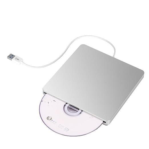 35 opinioni per GHB Masterizzatore CD Lettore DVD DVD-RW Disco Rigido Esterno USB 3.0 Superdrive