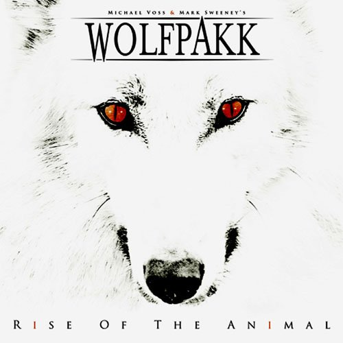 Wolfpakk: Rise of the Animal (Audio CD)