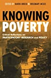 Knowing Poverty 9781853838941