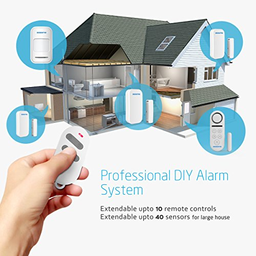 Top 10 Best Diy Security Systems Best Of 2018 Reviews