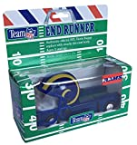 1993 End Runner Team NFL Rams Helmet Team Buggy Die-Cast Vehicle
