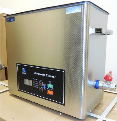 [해외]6L Stainless Steel DUAL FREQUENCY 20kHz 40kHz Ultrasonic Cleaner 1.6 Gallon / 6L Stainless Steel DUAL FREQUENCY 20kHz 40kHz Ultrasonic Cleaner 1.6 Gallon