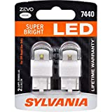 7440 led bulb - SYLVANIA ZEVO 7440 T20 White LED Bulb, (Contains 2 Bulbs)
