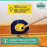 Chomp Long Handle Dust Mop:5 Minute CleanWalls