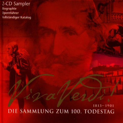 Giuseppe Verdi - Viva Verdi! -  A 100th Anniversary Celebration Sampler ~ Carreras / Caballe,etc. - Zortam Music