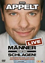 cd Künstler Ingo Appelt - Männer  DVD