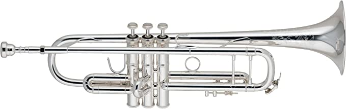 Vincent Bach Stradivarius Professional Trumpet Model 190S37 50th Anniversary in Silver Plated Finish