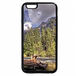 iPhone 6S Plus Case, iPhone 6 Plus Case, wonderful wild merced river in california