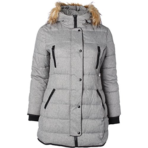 Guess Quilted Coat - 5
