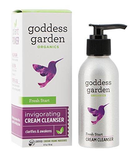 Goddess Garden Organics  Fresh Start Gentle Cream Cleanse...