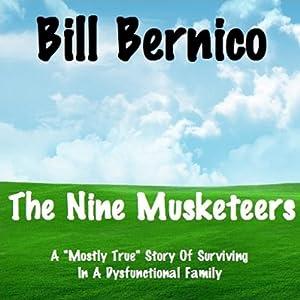 The Nine Musketeers Audiobook