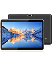 Tablets 10.1 Pulgadas Android 7.0 YOTOPT, Quad Core, 2GB + 16GB, 3G Tableta, Dual SIM Card Slot, WiFi/ Bluetooth/GPS/OTG