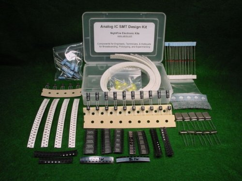 NightFire Linear ICs Design Kit #3