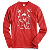 Inca Beech Please Super Cool Summer Holiday - Top, Royal Blue, Print Color-White, 7-8 Size