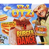 Burger dance (4 versions, 2003, plus 'Summer of 69')