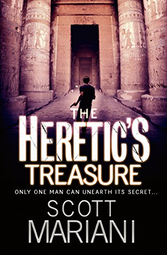2008 Hidden Treasures - The Heretic's Treasure (Ben Hope, Book 4)