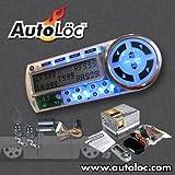 AutoLoc Power Accessories AUTAIRD6000 6 Presets Air Genie Air Suspension Control System w/ Remotes