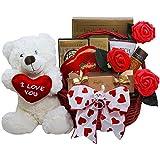 All My Love Chocolate Gift Basket