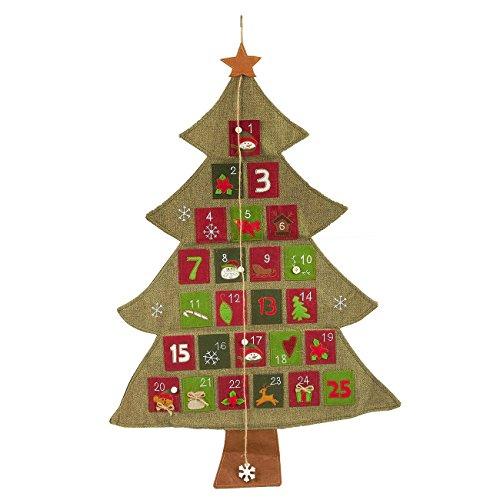 Christmas Advent Countdown Calendar - 5