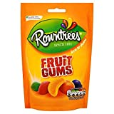 Rowntrees Fruit Gums (150g x 6)